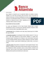Conductas de Etica y Rse Empresas Hondureñas e Internacionales