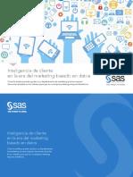Inteligencia de Cliente en La Era Del Marketing Basado en Datos Spanish eBook