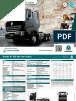 Sinotruk Peru Tracto Camion Ficha Tecnica Tracto Camion Sinotruk a7 420 Cubos f 1270119