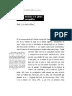 Anta Félez,,José Luis Entre el artificio y el género el cine pornográfico
