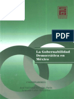 La Gobernabilidad Democratica en Mexico