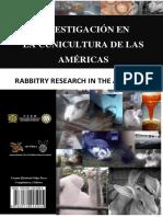 Investigacion en La Cunicultura de Las Americas