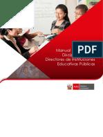 Manual de Regimen disciplinario para directores instituciones educativas públicas.pdf