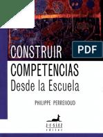 1_construircompetenciasdesdelaescuela-perrenoud cap 1 y 3.pdf