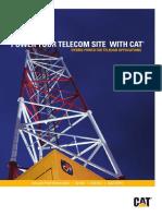 Cat Hybrid Telecom Application