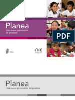 planea folleto informativo