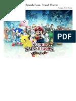 Super Smash Bros. Brawl - Main Theme