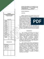 Reglamento Norma 5 Version Consulta 18082017