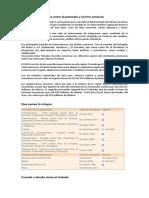 Tratados Comerciales Entre Guatemala y Centro América