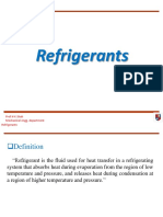 Refrigerant Final