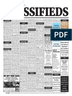 The Rock River Times. Classifieds, Jan. 17, 2018