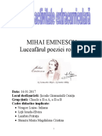 11 Mihai Eminescu