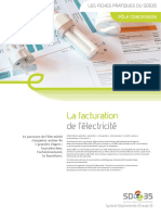 SDE35 Fiche Facturation Web