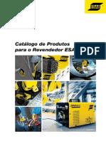Catalogo Produtos Para o Revendedor Esab