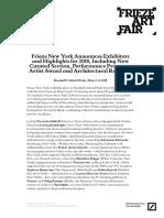 FRIEZE NEW YORK 2018 EXHIBITOR LIST.pdf