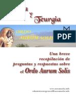 Aurum-solis Magia-teurgia Sp A4