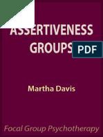 Assertiveness Groups
