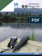 Catalogo U-50 Brochure_es
