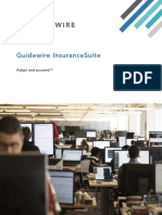 InsuranceSuite Overview Brochure