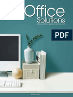 Metro Cash Carry India Office Solutions Catalog 2016