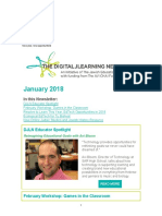 DJLN January 2018 Newsletter