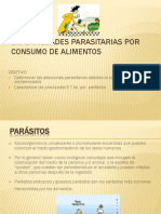 ETAs Parasitos