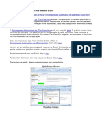 1 Comparacao Automatica de Planilhas Excel
