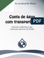 Conta de Água Com Transparência