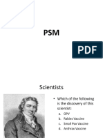 PSM - Images