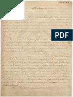 Carta 1862 Enero 2 Santiago a Alvaro Covarrubias.