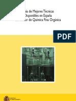 Guía de Mejores Técnicas Disponibles en España del Sector de Química Fina Orgánica.pdf
