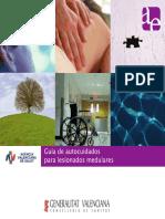 LESIÓN MEDULAR Guia Autocuidados La Fe 2005