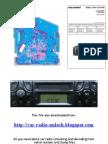 CD CHANGER-Car Radio Diagrams