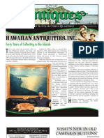 Hawaii Antigues, Art & Collectibles Quarterly-Summer- 08