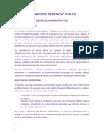 PREPARATORIO PUBLICO U EXTERNADO