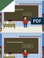 (20) AS FORMAS DE PENSAMENTO - PARTE 3.ppsx