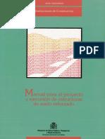 Manual Para El Proyecto y Ejecucion de Estructuras de Suelo Reforzado