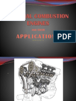 Internal Combustion Engines - Construction and Working