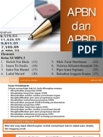 APBN dan APBD - XI