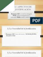 Diez Aspectos de La Justificación