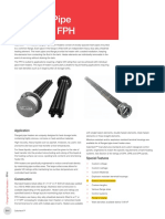 FPH Flanged Pipe Heater