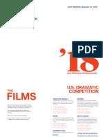 Sundance 2018 Film Guide