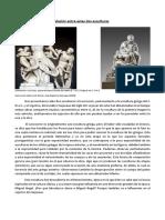 Ejercicio 1, Comparación Laocoonte y Ugolino