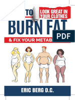 How to Burn Fat Booklet