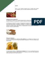 Alimentos Con Vitaminas 20