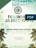 Proposal TI Cabang Malang 2018