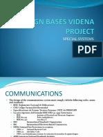 Design Bases Videna Project