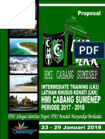 Proposal Lk 2 Dan Lkk Hmi Cabang Sumenep 2017-2018