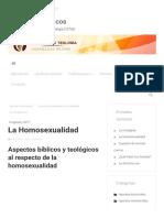 La homosexualidad – Apuntes Teológicos.pdf