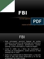 Proiect FBI